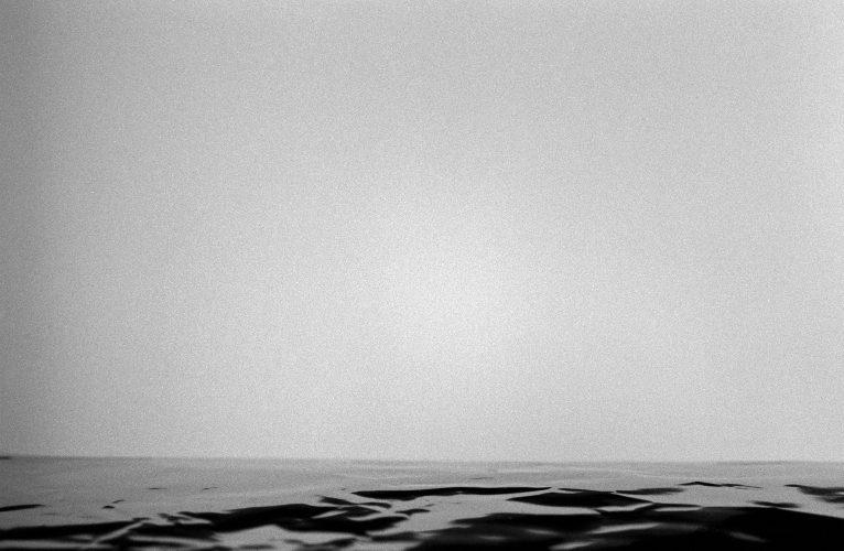 joubeen mireskandari - landscape - fake landscape - b&w photography - mirage