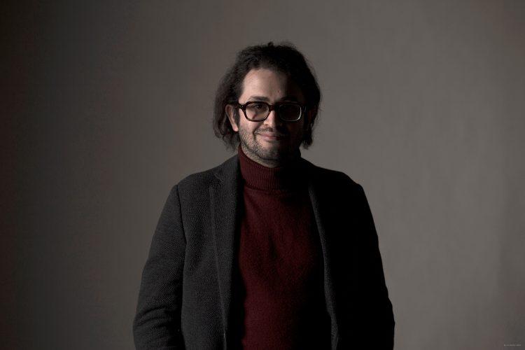 Quartet Diminished - Soheil Peyghambari - joubeen mireskandari - portrait - iranian people - friends and colleagues - studio portrait