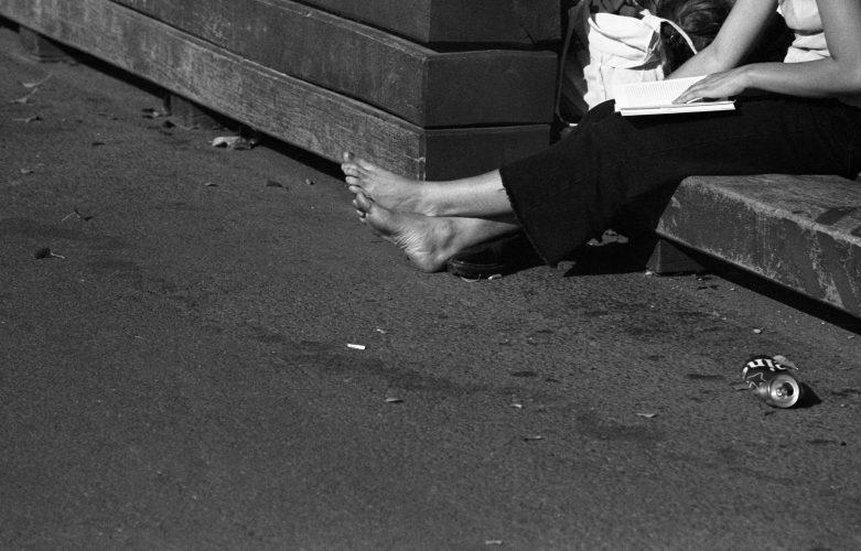 joubeen mireskandari - view from outside - iran contemporary photography - Women in photography - women in Paris