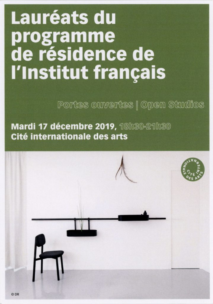 artist residency - cite internationale des arts - l'institut francais -joubeen mireskandari - La france en Iran - Analogue photography